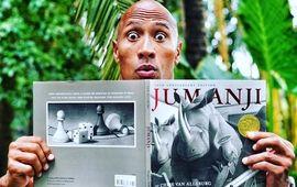 Jumanji : Jack Black nous révèle les connexions entre l'original et la suite avec The Rock