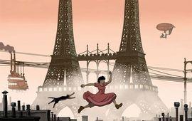 Le mal-aimé : Avril et le monde truqué, petite merveille entre Tintin, Miyazaki et Le Roi et l'oiseau