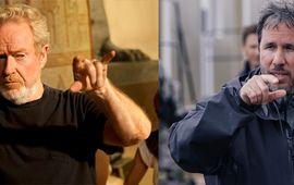 Denis Villeneuve raconte comment et pourquoi il a fait partir Ridley Scott du plateau de Blade Runner 2049