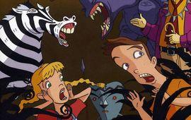 Jumanji : retour sur la série animée bizarroïde, flippante et donc géniale
