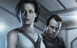 Alien 5 : Neill Blomkamp partage de nouvelles images du film enterré (notamment par Ridley Scott)