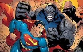 Justice League : le storyboard de Zack Snyder révèle qu'une scène avec Darkseid était prévue