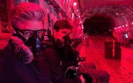 Mission Impossible : Fallout - Tom Cruise tombe d'un avion dans les nouvelles images des coulisses du film