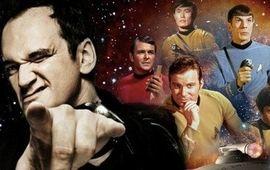 Star Trek : le projet de Quentin Tarantino pourrait ne pas être Rated R d'après Simon Pegg