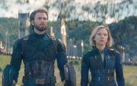 Avengers 4 : à peu près inutiles dans Infinity War, Captain et Black Widow seraient les stars de la suite