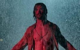 Bad Times at The El Royale : premières photos de Chris Hemsworth trempé et torse nu