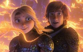 Dragons 3 : le monde caché - nouveaux dragons et nouvelle romance dans la première bande-annonce du film