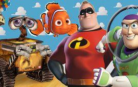 Les Indestructibles, Toy Story, Wall-E, Nemo, Ratatouille : notre classement de tous les Pixar