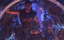 Avengers : Infinity War - des détails sur une belle scène épique abandonnée