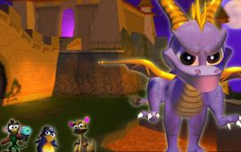 Retro gaming - Spyro : Year of the Dragon, ou lorsque la trilogie se termine en apothéose