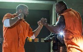 """Fast & Furious : pour son spin-off avec Dwayne Johnson, Statham promet """"un putain de film hardcore"""""""