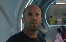 En eaux troubles : Jason Statham parle d'un film qui a beaucoup changé, et trop familial selon lui