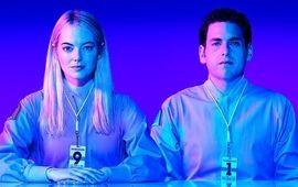 Maniac : un trip expérimental labyrinthique hypnotisant, dépressif et déjanté avec Emma Stone et Jonah Hill pour Netflix