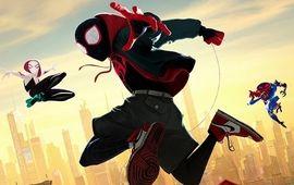 """Spider-Man : New Generation - nouvelle bande-annonce survitaminée avec un Spider-Man """"mygale"""" à lui-même"""
