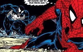 Venom ou l'histoire d'amour impossible entre le symbiote et Spider-Man