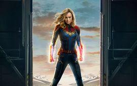 A 4 mois de sa sortie, Captain Marvel repart en tournage
