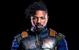 Black Panther : Michael B. Jordan n'est pas contre un Oscar même si ce n'est pas le plus important dans la vie