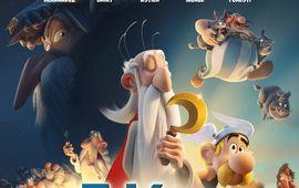 Box-office France : Astérix : Le Secret de la potion magique détrône Le Grinch