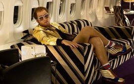 Rocketman : le film sur Elton John se dévoile dans de nouvelles images pailletées