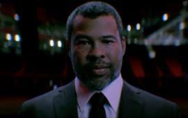 The Twilight Zone : Jordan Peele tease son remake de la série culte dans une vidéo absurde et hypnotisante au Superbowl