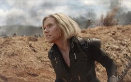 Avengers : Endgame - dans une première version du scénario, Black Widow avait un métier très différent