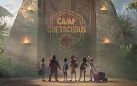 Jurassic World Camp Cretaceous : la série animée de Netflix se dévoile dans un premier teaser