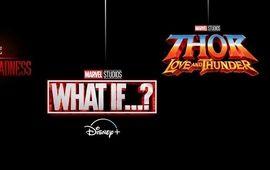 Thor 4, Doctor Strange 2, Disney+... pourquoi la Phase 4 post-Avengers : Endgame n'est pas comme les autres