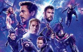 Avengers : Endgame dévoile de nouvelles scènes coupées, mais elles ne servent à rien