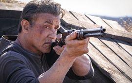 Rambo revient dans la nouvelle affiche de Last Blood, et il n'est pas content