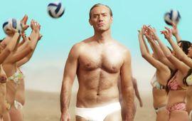 The new pope : Jude Law préfère le slip de bain à la soutane dans la bande-annonce de The New Pope