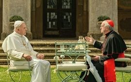 The Two Popes  : Anthony Hopkins et Jonathan Pryce s'affrontent au Vatican dans le prochain drame religieux original Netflix