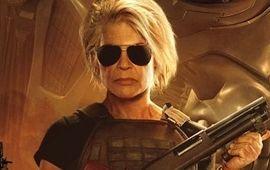 Terminator : Dark Fate - le film continue sa promo avec des affiches centrées sur les héros d'hier et de demain