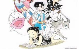 Rumiko Takahashi (Ranma 1/2) : son bel hommage aux mangas dans une affiche pour Angoulême