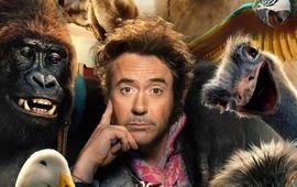 Le voyage du Dr Dolittle : après Avengers, Robert Downey Jr. a 30 millions d'amis dans la nouvelle bande-annonce