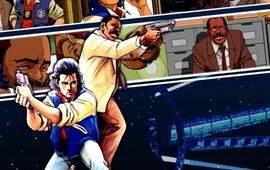 Avant Death Stranding, Policenauts : le buddy-movie spatial d'Hideo Kojima
