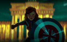 What If...? : la série animée Marvel sur Disney+ dévoile des premières images intriguantes