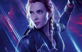 Avengers : Endgame - une scène coupée révèle un autre destin (raté) pour Black Widow
