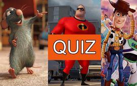 Quiz : spécial Pixar !