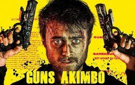 Guns Akimbo : critique néo-crétino-cockée