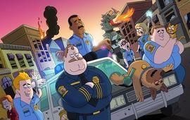 Paradise Police Saison 2 : critique proutocolaire