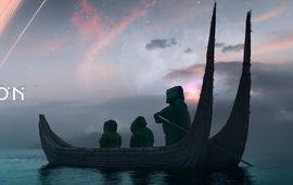 Fondation : un premier teaser impressionnant pour la série de science-fiction d'Apple TV+