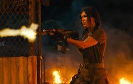 Megan Fox affronte une grosse bête dans un sous-Michael Bay nommé Rogue