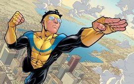 Invincible : la série super-héroïque Amazon de Seth Rogen dévoile ses personnages