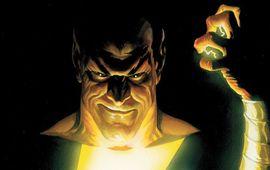 Black Adam : Dwayne Johnson révèle un premier aperçu de son costume de super-héros
