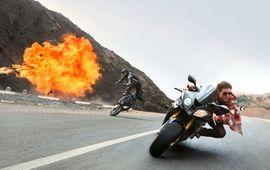 Mission Impossible 7 : Tom Cruise prépare encore une cascade à moto d'anthologie
