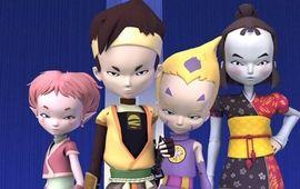 Code Lyoko sur Netflix : retour sur le dessin animé de SF culte des années 2000