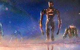 Marvel : confirmation d'un ennemi majeur dans Eternals ?