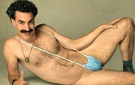 Borat : Nouvelle Mission Filmée - critique de la nouvelle folie de Sacha Baron Cohen
