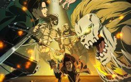 L'Attaque des Titans saison 4 épisode 1 : c'était pas leur guerre
