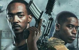 Zone hostile : critique Altered Neurone pour Netflix